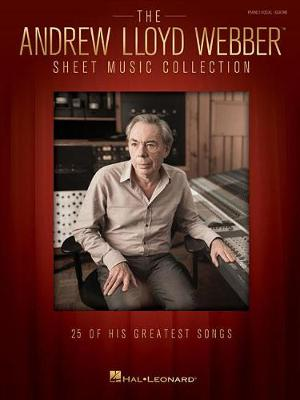 Andrew Lloyd Webber Sheet Music Collection by Andrew Lloyd Webber