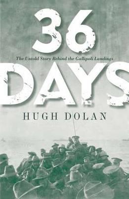 36 Days book