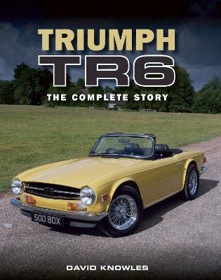 Triumph TR6 by David Knowles