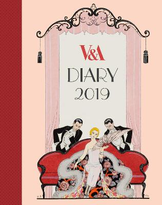 V&A Desk Diary 2019 by Victoria, Queen of Great Britain