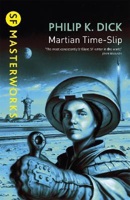 Martian Time-Slip book