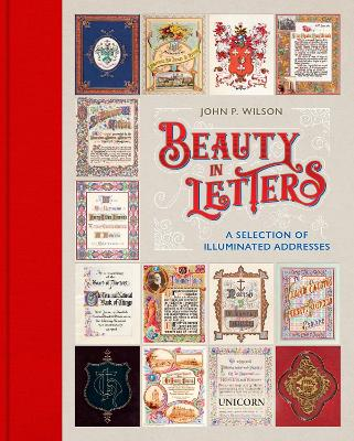 Beauty in Letters: A Selection of Illuminated Addresses book