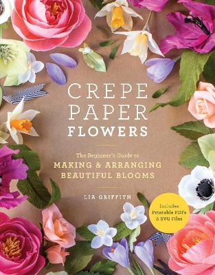Craft of Paper Flowers book