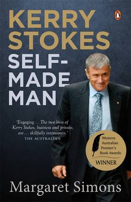 Kerry Stokes: Self-Made Man book