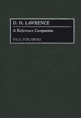 D. H. Lawrence book