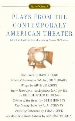 Plays from the Contemporary am book
