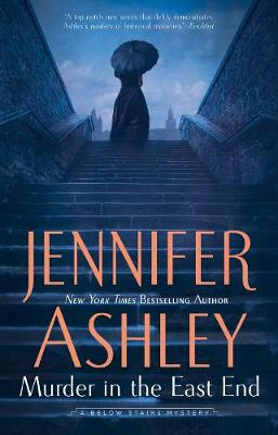 Murder In The East End by Jennifer Ashley