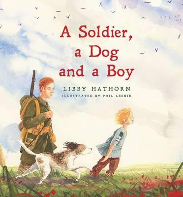 A Soldier, A Dog and A Boy book