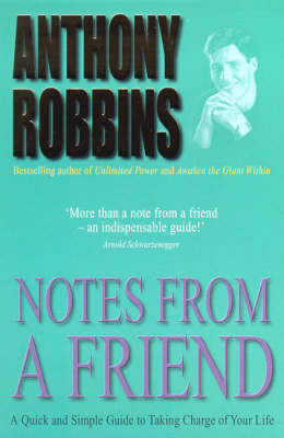 Notes From A Friend by Tony Robbins