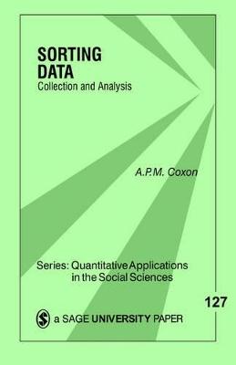 Sorting Data by Anthony (Tony) P. (Peter) M. (MacMillan) Coxon