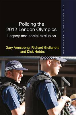Policing the 2012 London Olympics book