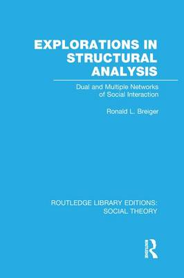 Explorations in Structural Analysis book
