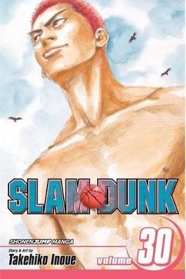Slam Dunk, Volume 30 by Takehiko Inoue