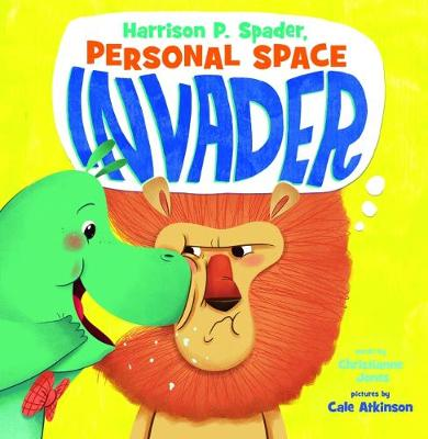 Harrison Spader, Personal Space Invader by Christianne C. Jones