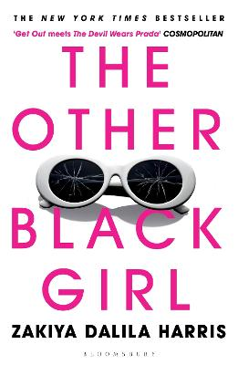 The Other Black Girl: 'Get Out meets The Devil Wears Prada' Cosmopolitan by Zakiya Dalila Harris