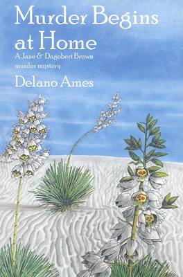Murder Begins at Home by DeLano Ames