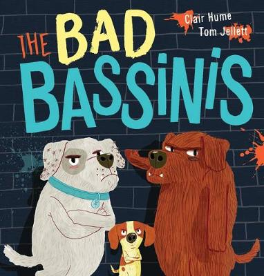 Bad Bassinis by Clair Hume