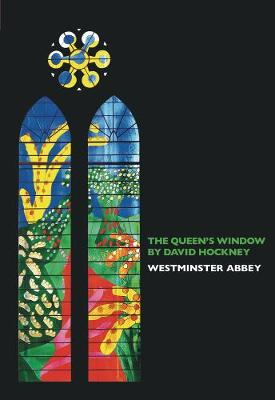 The Queen's Window by David Hockney Westminster Abbey by Susan Jenkins