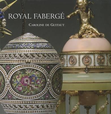 Royal Faberge book
