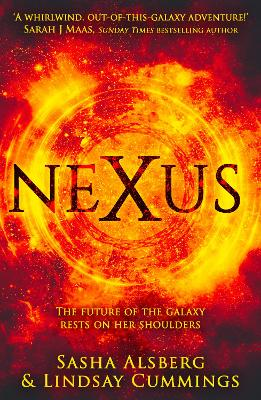 Nexus (The Androma Saga, Book 2) by Sasha Alsberg