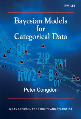 Bayesian Models for Categorical Data book