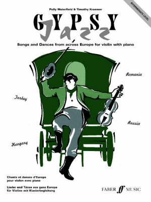 Gypsy Jazz Gypsy Jazz Intermediate Level by P Waterfield