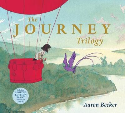 Journey Trilogy by Aaron Becker