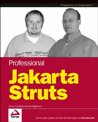Professional Jakarta Struts book
