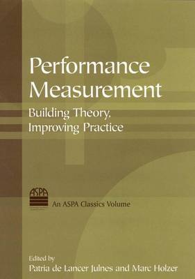 Performance Measurement by Patria de Lancer Julnes