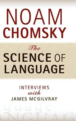 Science of Language book