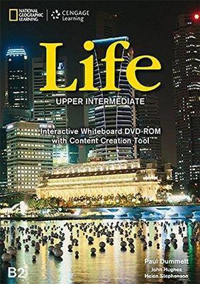 Life Upper Intermediate: Interactive Whiteboard DVD-ROM by John Hughes