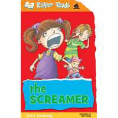 The Screamer book