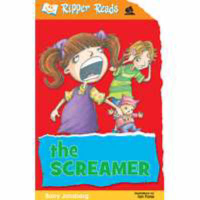 The Screamer by Barry Jonsberg