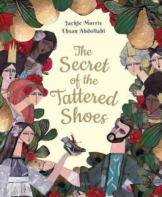 The Secret of the Tattered Shoes book