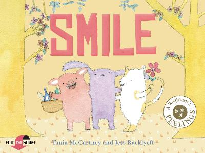 Smile Cry by Jess Racklyeft