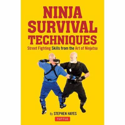 Ninja Fighting Techniques: A Modern Master's Approach to Self-Defense and Avoiding Conflict by Stephen K. Hayes