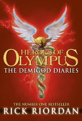 Demigod Diaries (Heroes of Olympus) book