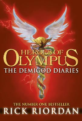 The Demigod Diaries (Heroes of Olympus) by Rick Riordan