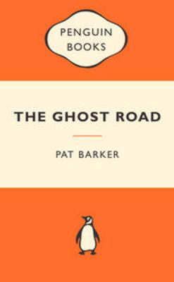 Ghost Road book
