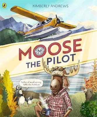 Moose the Pilot book