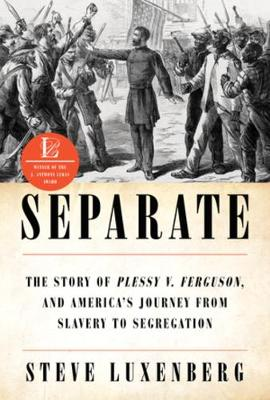Separate: The Story of Plessy v. Ferguson, and America's Journey from Slavery to Segregation by Steve Luxenberg