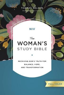 NIV The Woman's Study Bible by Thomas Nelson