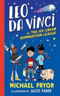 Leo da Vinci vs The Ice-cream Domination League book