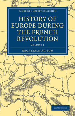 History of Europe during the French Revolution book