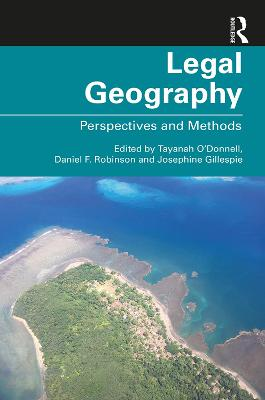 Legal Geography: Perspectives and Methods book