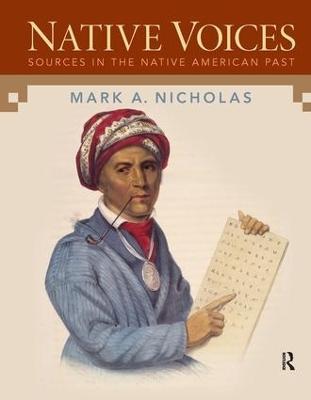 Native Voices by Mark Nicholas