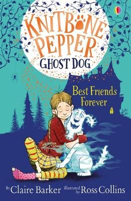 Knitbone Pepper by Claire Barker