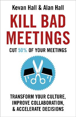 Kill Bad Meetings book
