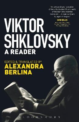 Viktor Shklovsky by Viktor Shklovsky