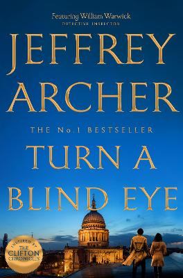 Turn a Blind Eye by Jeffrey Archer